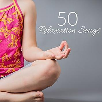 50 Relaxation Songs: Deep Meditation, Reduce Stress, Zen Sounds for Inner Balance & Harmony