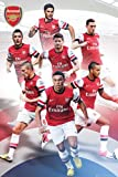 Posterservice Arsenal Players 2013 Poster