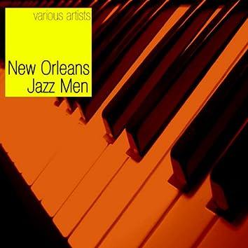New Orleans Jazz Men