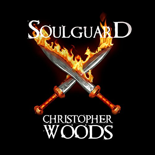 Soulguard audiobook cover art