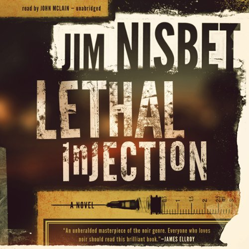 Lethal Injection audiobook cover art