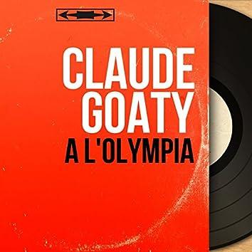 À l'Olympia (feat. Gérard Calvi et son orchestre) [Mono Version]