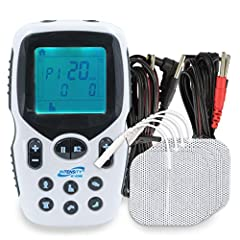 ELECTROTHERAPY STIM MACHINE: Drug-free pain relief with no addictive side effects, TENS technology can help reduce & relieve muscle & joint pain without the side effects associated with medications. Trust inTENSity, a leader in back pain relief devic...