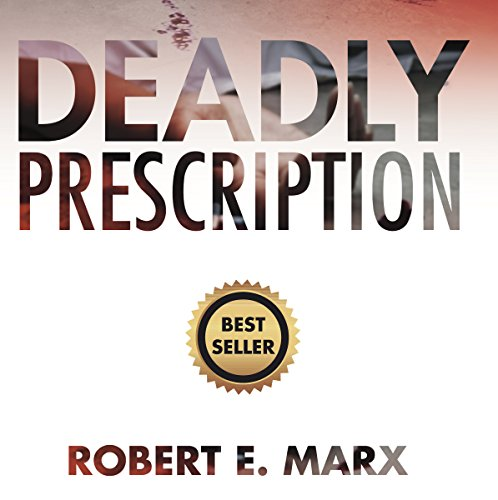 Deadly Prescription audiobook cover art
