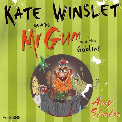Couverture de Mr Gum and the Goblins