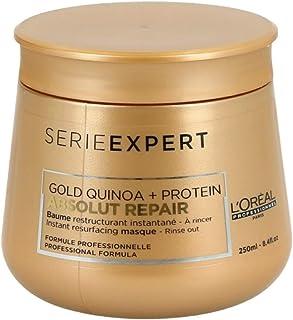 L'Oreal Professionnel Paris Serieexpert Lipidium Absolut Repair instant reconstructing masque for damaged hair, 250 ml