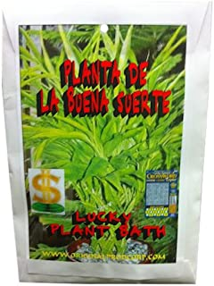 herbs for good luck bath