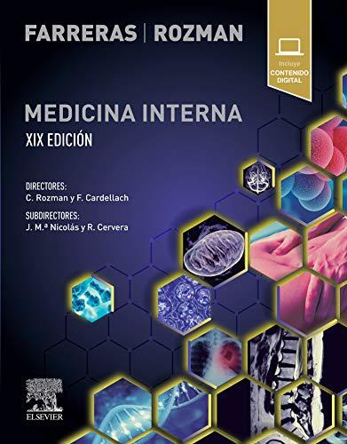 Farreras Rozman. Medicina Interna (Spanish Edition)