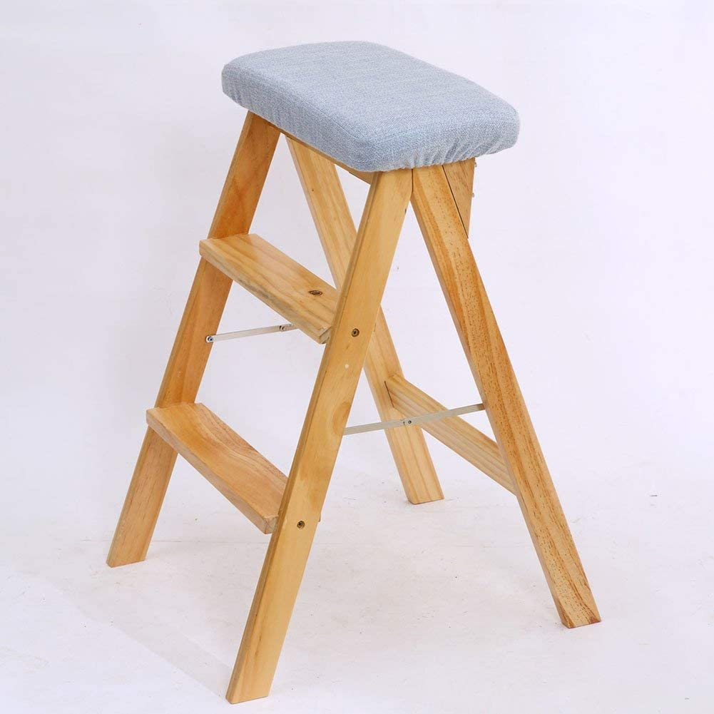 Chair Stool Folding Japan's largest assortment Ladder Safety and trust Kitch Portable Step