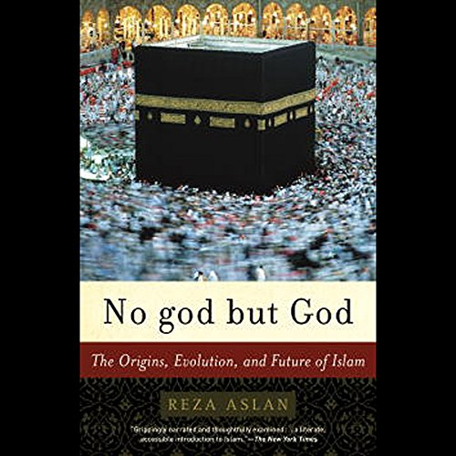 No god but God audiobook cover art