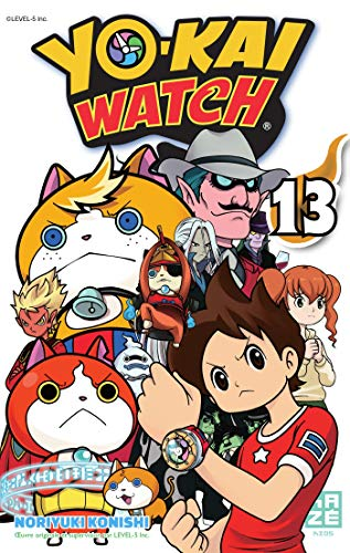 Yo-Kai Watch T13 (KAZ.KIDS)