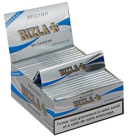 10pacchetti Rizla Micron Slim