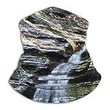 Wasserfall Hals Gamasche Gesicht Schal Bandana Nahtloses Stirnband Für Männer Frauen Sun Uv Windschutz Skifahren Reiten Laufen