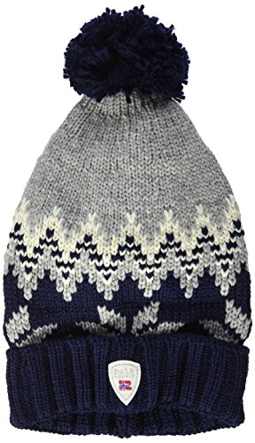 Dale of Norway A myking UC Taille Unique Bleu - Navy/Light Charcoal/Off White