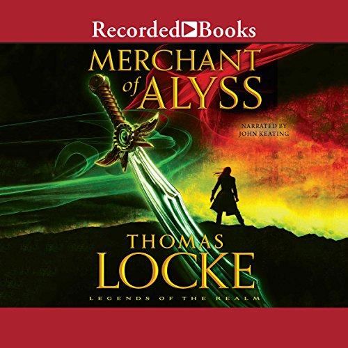 Merchant of Alyss audiobook cover art