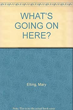 Hardcover What's Going On Here? Book