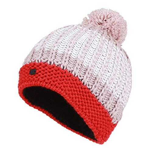 Bogner Fire + Ice Ladies Yanika Lila-Pink, Damen Kopfbedeckung, Größe One Size - Farbe Dusty Rose