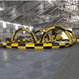 Inflatable Zorb Ball Race Track for Adults Cheap Zorbing Ramp for Sale 66.6' By 33.3' (2-3 Zorb Ball)