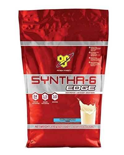 BSN Syntha 6 Edge Vanilla Pouch, 1er Pack (1 x 370 g)