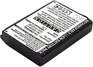 GAXI Battery Replacement for Garmin Aera 500 Compatible with Garmin Aera 510/550/ 560, Nuvi 500/510/ 550, Zumo/ 600/650/ 660/ 660LM, Cameron Sino 1800mAh Battery