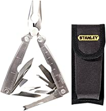 Stanley, Alicate Multiferramentas 16 em 1, Amarelo/Preto
