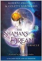 ザ シャーマンズ ドリーム オラクル The Shaman's Dream Oracle 占い オラクルカード [正規品] 英語のみ