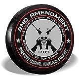 LYMT 2da Enmienda Cubierta de Neumático de Repuesto de Seguridad Nacional Original de Estados Unidos Cubierta de Neumático de Rueda Universal Accesorios de Remolque de Viaje