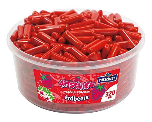 Hitschler Big Hitschies Erdbeere 320 Stück 960g