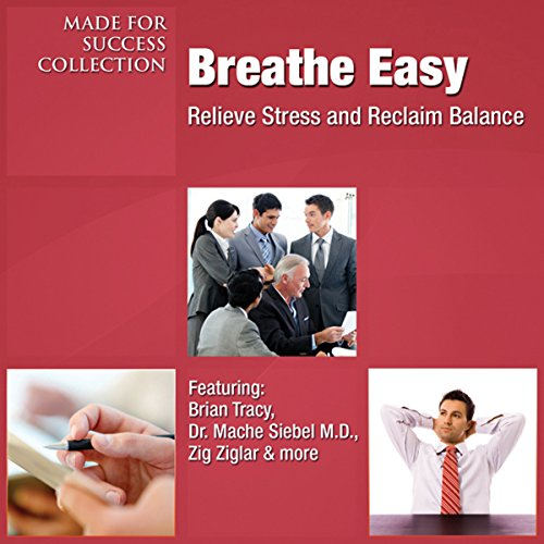 Breathe Easy audiobook cover art