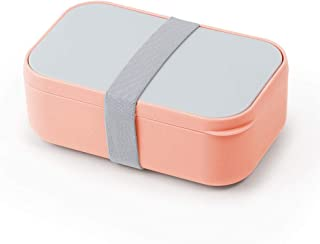 XJJZS Insulation lunch box - Stainless Steel Leakproof Lunch Box, Insulated Bento Box Food Container with Insulated Lunch ...