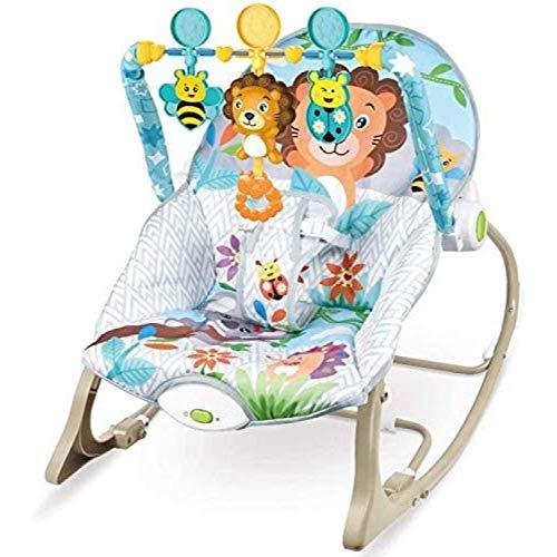 Silla de Mochila para bebés, balancines Infantiles Columpios Silla bebé Mecedora Silla Segura Cuna Silla calmando el artefacto del bebé