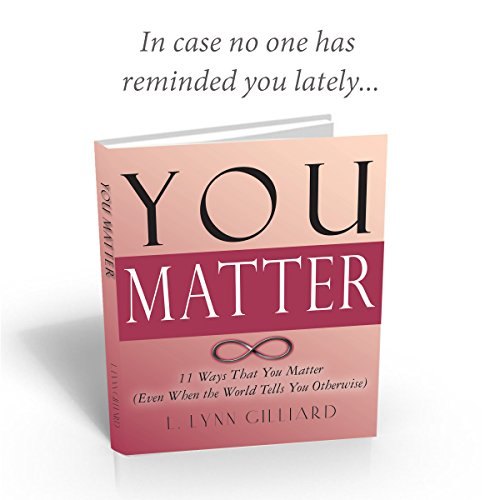 You Matter audiobook cover art