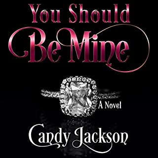 You Should Be Mine audiobook cover art