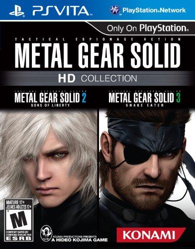 Metal Gear Solid: HD Collection - [Importación USA]