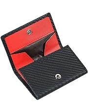 小銭入れ メンズ 本革 コインケース 人気 ミニ財布 シンプル ボックス型 ボタン式 硬貨35枚収納 多色選択