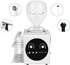 Wanforjewellery 5 in 1 Hydra Facial Aqua Oxygen Spray Jet Peel dermabrasion Machine with LED Mask Acne Treatment