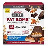 SlimFast Keto Meal Replacement Bar- Pantry...