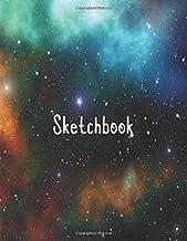 Sketchbook: sketchbook for colored pencils