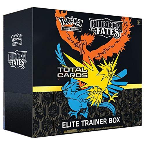 Pokémon POK80473 TCG Hidden Fates Elite Trainer Box