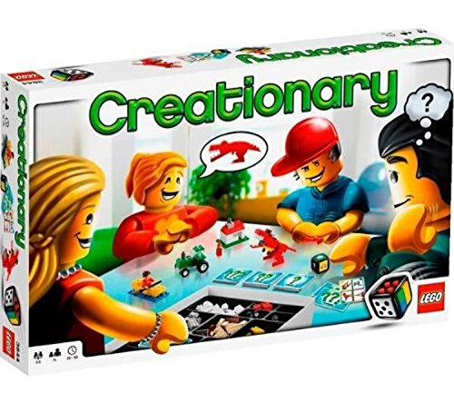 LEGO Games - Creationary 3844