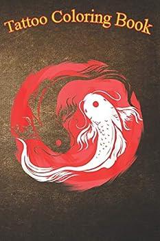 yin yang koi fish tattoo
