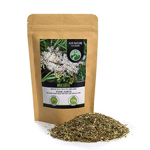 Olmaria (125g), Ulmaria, erbe di prati, tagliata, delicatamente essiccata, pura al 100% e naturale...
