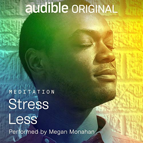 Stress Less Audiobook By Megan Monahan cover art