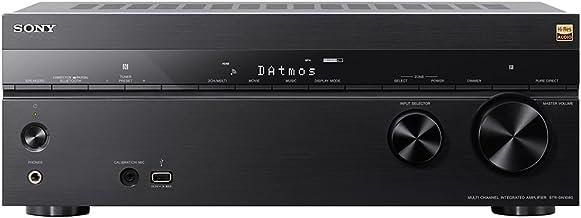 ソニー AVレシーバー 7.1ch ネットワーク/ハイレゾ/HDCP2.2/4K/Dolby Atmos STR-DN1080