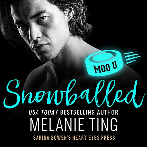 Snowballed Audiobook By Melanie Ting, Heart Eyes Press cover art