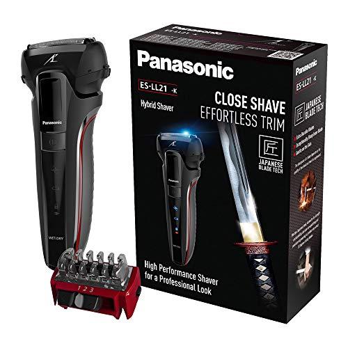 Panasonic ES-LL21 Máquina afeitadora para condicioens húmedas y secas
