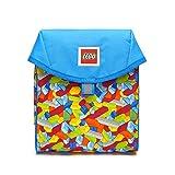 LEGO レゴ リュック 子供 キッズ バッグ バックパック リュックサック 幼稚園 通園 入園 入学 男の子 女の子 遠足 デイパック Kiddlewink ブルー