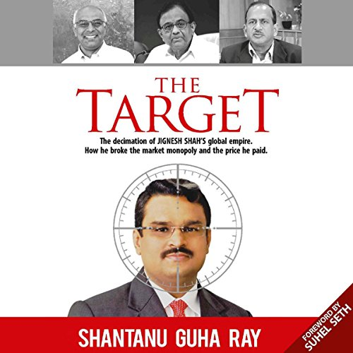 The Target cover art