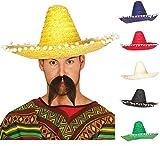 Sombrero Mejicano 45cm Negro - Sombreros, Gorros, Cascos y Diademas