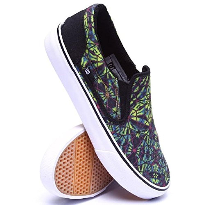 (ディーシー) DC Shoes メンズ シューズ?靴 スニーカー trase slip on sp - prism 並行輸入品